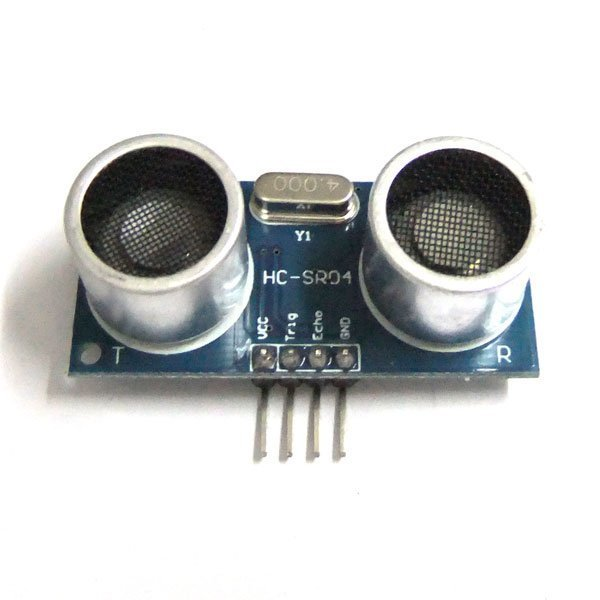 HC-SR04 Ultrasonic Front