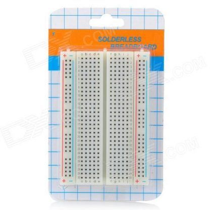 400 Tie Point Breadboard Packaged
