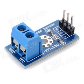 DC Voltage Sensor Main