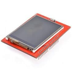 2.4'' TFT LCD Touch Shield Main