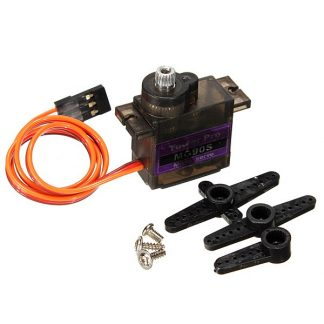MG90S Micro Metal Gear High Speed 9g Servo