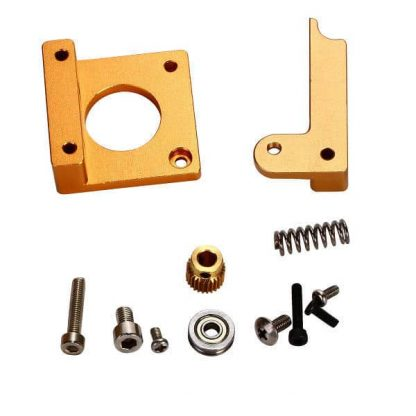All Metal 3D Printer Right Hand Bowden Extruder Kit