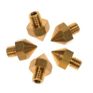 3D Printer MK8 M6 Brass Nozzle