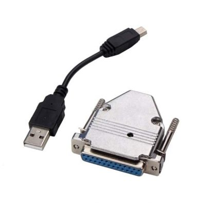 UC100 CNC USB Controller USB To Parallel For Mach3
