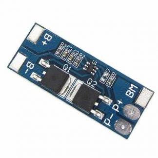 Charger Protection Board for Pack of 2x18650 Li-ion Lithium Battery Cell 8A