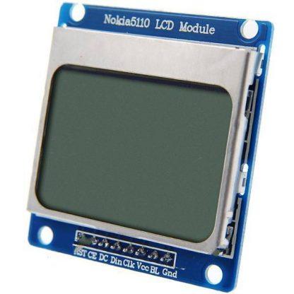 Nokia 5110 Graphics LCD 84X48