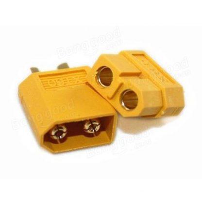 xt60 connector pair Front
