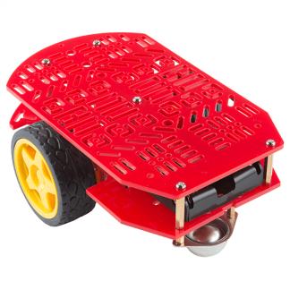 2 WD Robot Cart Top