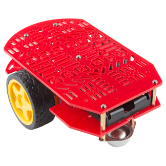2 WD Robot Cart Top