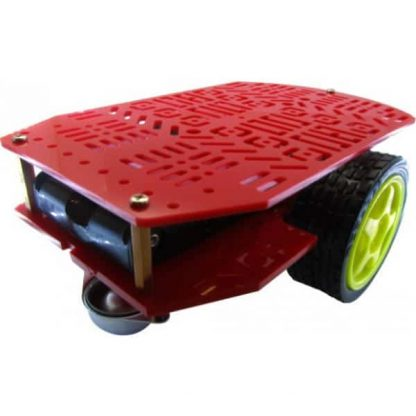 2 WD Robot Cart Main