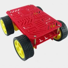 4 WD Robot Cart Main
