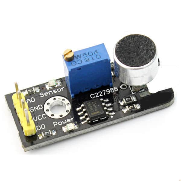 KY-037 Sensitive Microphone Main
