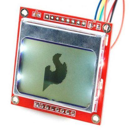 Nokia 5110 Graphics LCD 84X48 Cat