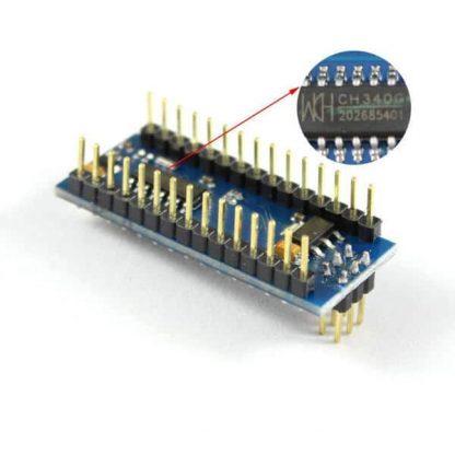 Arduino Nano R3 Bottom
