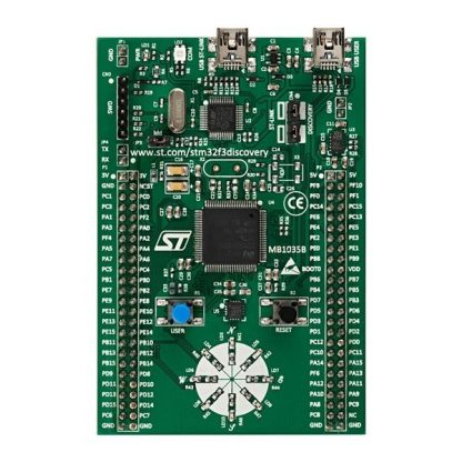 STM32F3 DISCOVERY Top