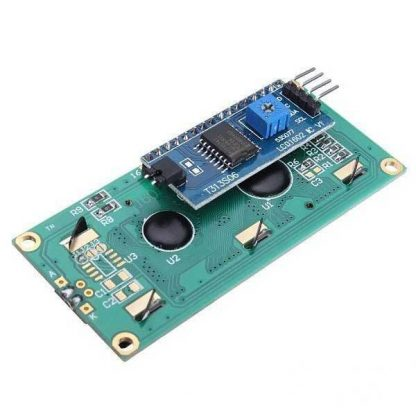 IIC/I2C/TWI/SP Interface for Arduino Back