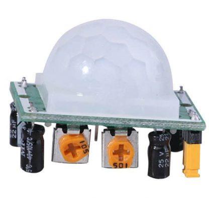 PIR Motion Sensor Front