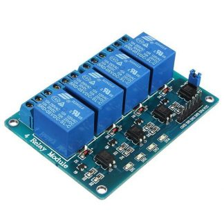 4-Channel 5V Relay Main