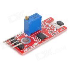 KY-024 Linear Magnetic Hall Sensor Top