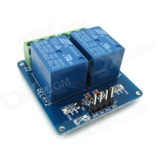 2-Channel 5V Relay Main