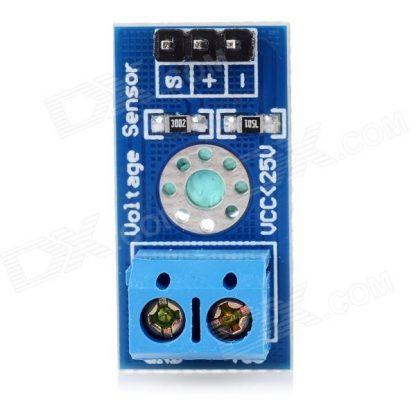 DC Voltage Sensor Top