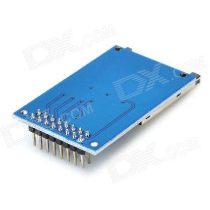 SD Card Module Back