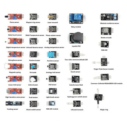 37 in 1 Sensor Module Kit