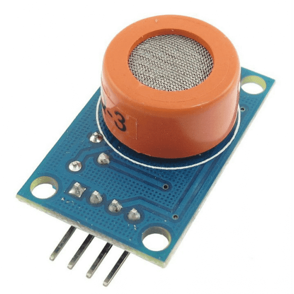 MQ3 Alcohol Gas Sensor Main