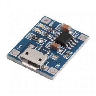 TP4056 Micro USB Li-ion Li-Poly Battery Charge Module - 1 Amp