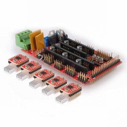 Ramps 1.4 + A4988 Printer Control Kit For RepRap