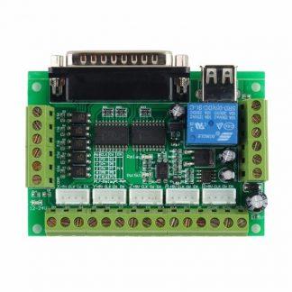 لوحة توصيل طرفية MACH 3 لتشغيل حتى 5 محاور