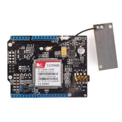 Arduino GPRS Shield Top
