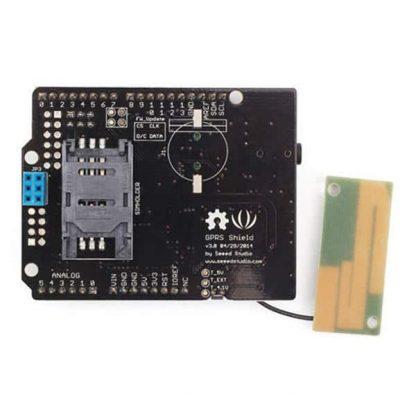 Arduino GPRS Shield Back