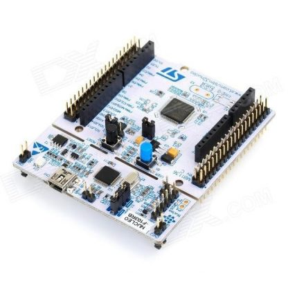STM32 NUCLEO F401RE Board Main