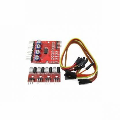 4-Way Infrared Tracing - Tracking - Obstacle Avoidance Sensor Connected