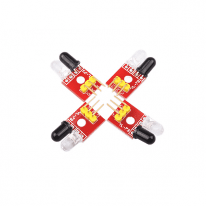 4-Way Infrared Tracing - Tracking - Obstacle Avoidance Sensors parts