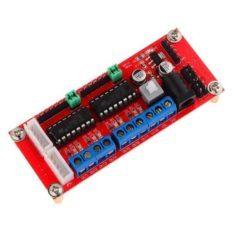 4 DC Motors Drive Module - L293D