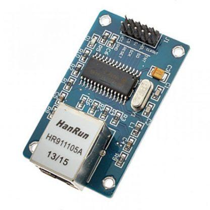 ENC28J60 LAN Ethernet Network Board Module Top