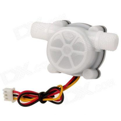 Flowmeter Sensor 0.3-6L/min Back