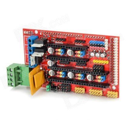 لوحة التحكم في الطابعات ثلاثية الأبعاد RAMPS 1.4 - 3