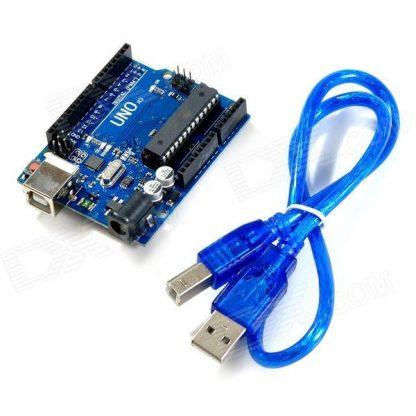 أردوينو أونو الإصدار 3 (صيني)  + كابل USB