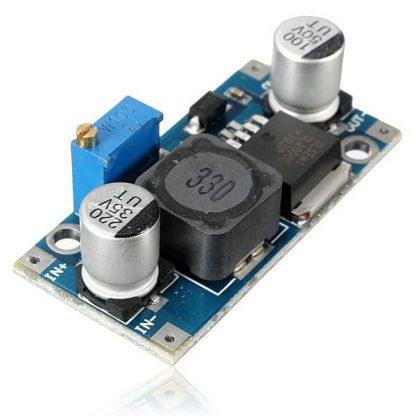 وحدة رفع الفولت القابلة للضبط XL6009 بقدرة 20 وات