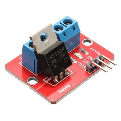 MOSFET Button IRF520 5A DC Motors Driver Module