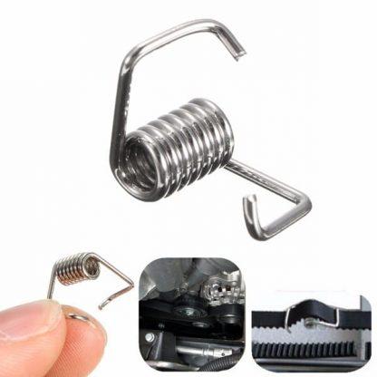 Locking Spring Belt Tensioner For 3D Printers Usage