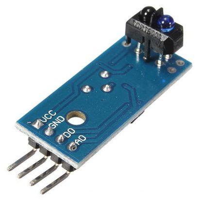 لوحة حساس الإنعكاس الإلكتروضوئي TCRT5000L