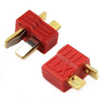 RC Lipo Battery T Plug Connectors Deans Style Pair Male Female