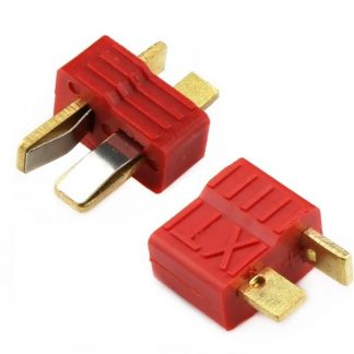 RC Lipo Battery T Plug Connectors Deans Style Pair Male Female