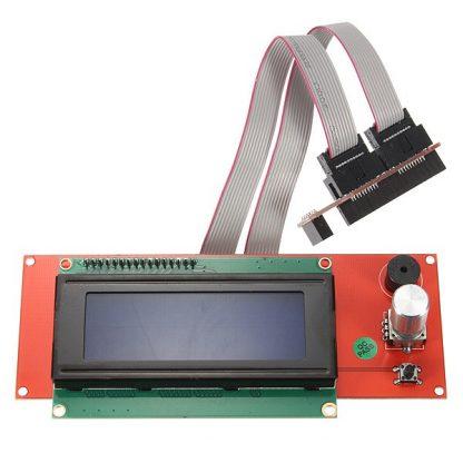 شاشة التحكم الذكية في لوحة Ramps 1.4 للطابعات الثلاثية الأبعاد