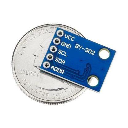 حساس قياس شدة الإضاءة الرقمي  BH1750FVI