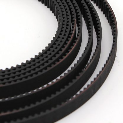 10 Meters Open Ended 6mm Width GT2 Belt Close up